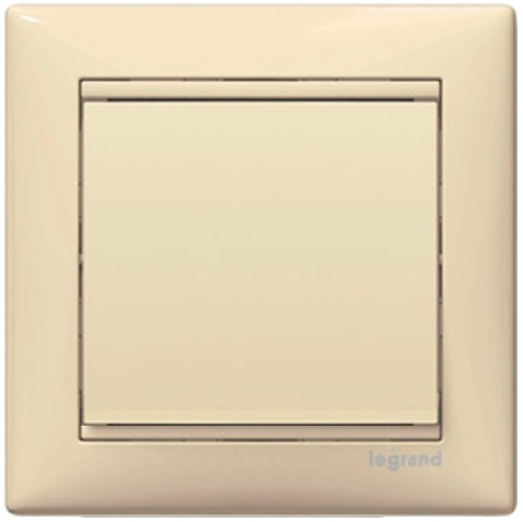 Рамка Legrand Life IP 1 пост белый 754021