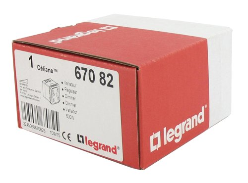 Механизм диммера 600Вт Legrand Celiane 67082